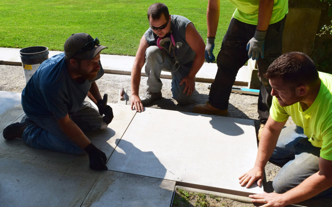Walkway Repairs and Replacement