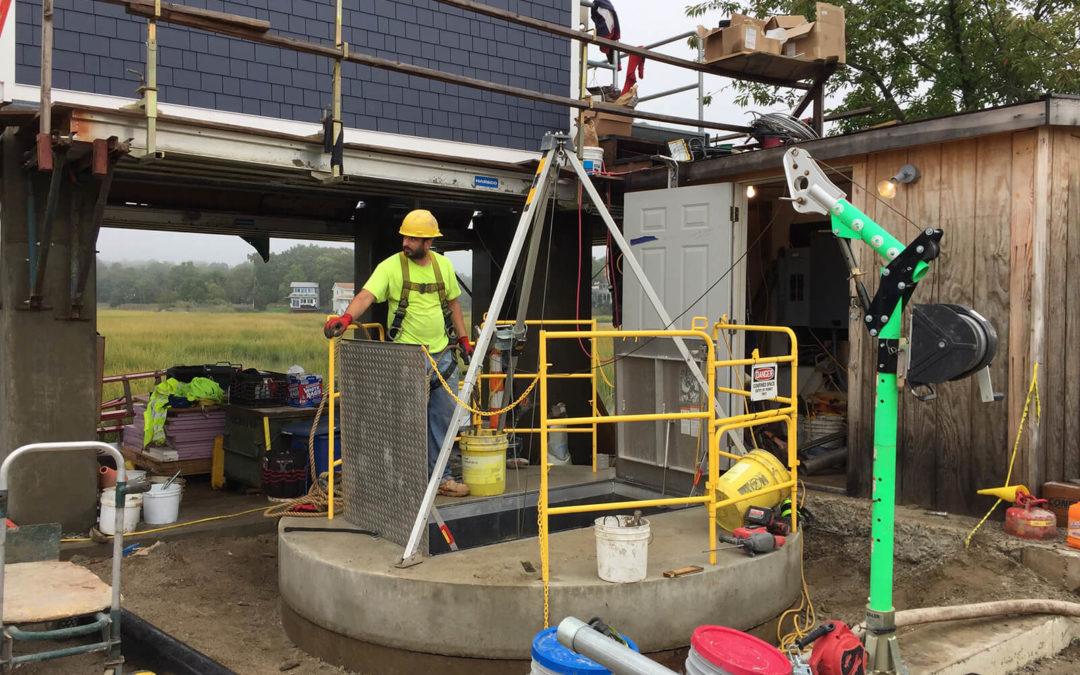 Wet Well Repair & Waterproofing